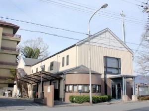 日本バプテスト京都教会